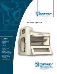 MS Series Separators