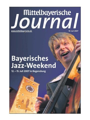 Bayerisches Jazz-Weekend