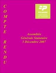 compte rendu complet pr pdf - Comité Régional Tourisme de Picardie