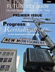 Montgomery Future City Guide - Dover, Kohl & Partners