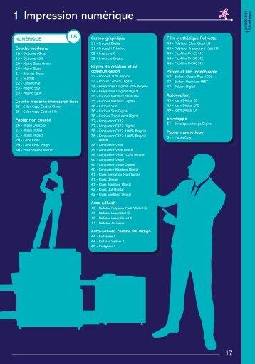 PAPIER, CARTON, ENVELOPPE (Univers complet) - Easy catalogue