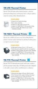Printing - Epson POS Printers - Page 5