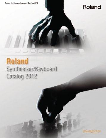 Version 2 - Roland Scandinavia a/s