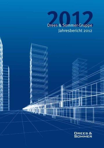 Drees & Sommer Jahresbericht 2012