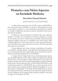 Pirataria e seus Vários Aspectos na Sociedade Moderna - Emerj