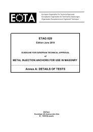 ETAG 029