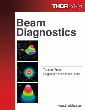 Beam - Your Source for Fiber Optics, Laser Diodes, Optical ...