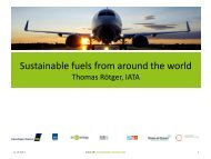 Sustainable fuels from around the world - Bioenergi