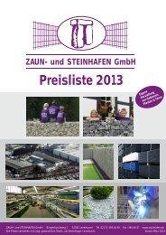 Zubehör - und Steinhafen GmbH