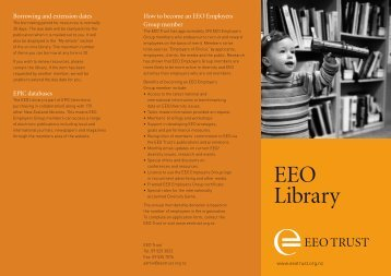 EEO Library