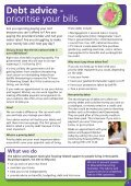 Advice and Support news (pdf) - Your Homes Newcastle - Page 3