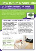 Advice and Support news (pdf) - Your Homes Newcastle - Page 6