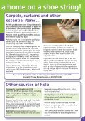 Advice and Support news (pdf) - Your Homes Newcastle - Page 7