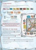 Ticket to Ride Europe - Rules - Days of Wonder - Page 2