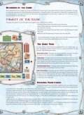 Ticket to Ride Europe - Rules - Days of Wonder - Page 3