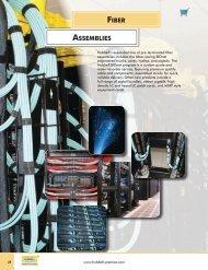ASSEMBLIES FIBER - Hubbell Premise Wiring