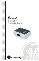 0150-0241B Philips ProBridge User Manual.doc - UTCFS Global ...