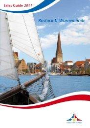 Download Sales Guide 2011 - Hansestadt Rostock