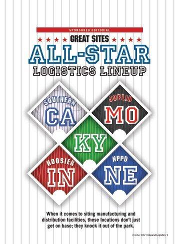 Inbound Logistics | Great Sites: All-Star Logistics Lineup | Digital ...