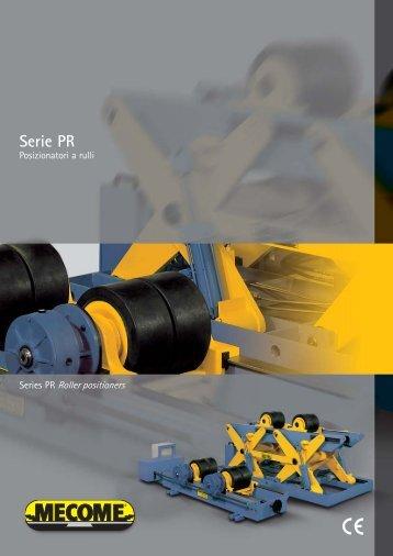 Serie PR - Eiva-Safex