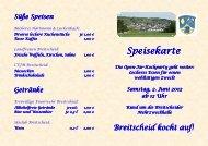2012-05-11 Speisekarte Breitscheid kocht auf - Gemeinde Breitscheid