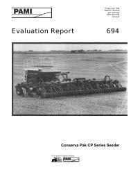 Evaluation Report 694