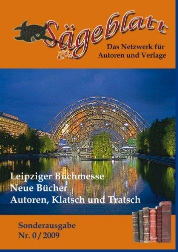 Sägeblatt: Ausgabe 1 - Schweitzerhaus Verlag