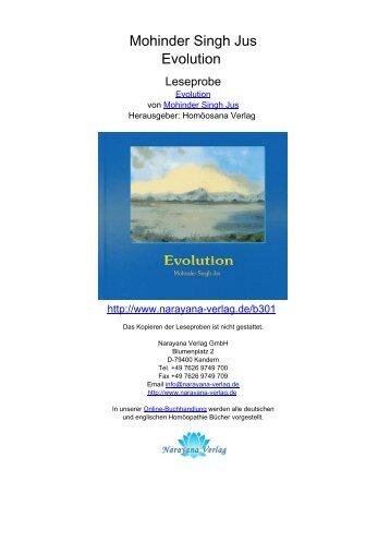 Mohinder Singh Jus Evolution