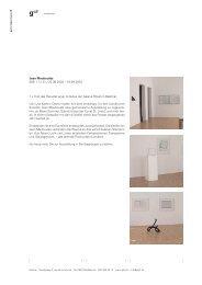 gq3 - Art-Etage