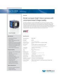 Genie TS-C3500 - Covistech.com
