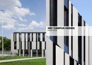 IMC CaMpus kreMs - IMC Fachhochschule Krems GmbH