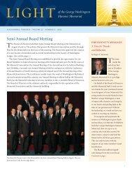 Semi-Annual Board Meeting - George Washington Masonic Memorial
