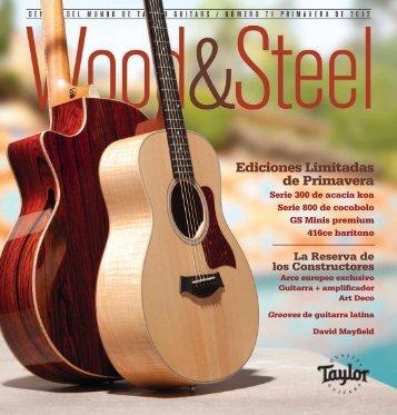 Ediciones Limitadas de Primavera - Taylor Guitars