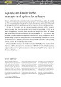 ERTMS – for a competitive railway - Trafikverket - Page 2