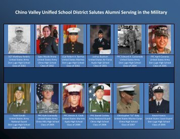 Alumni Military March 2012.pdf - Chino Valley Unified School District