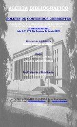 Año 8 - Facultad de Derecho - Universidad de Buenos Aires
