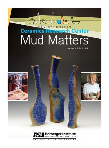 Mud Matters - ASU Art Museum - Arizona State University