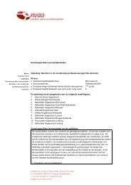 Bachelor in de vroedkunde - NVAO
