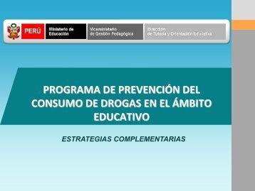 Ir a conferencia - Ditoe - Ministerio de Educación