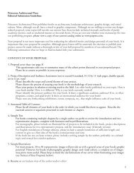 Princeton Architectural Press Editorial Submission Guidelines ...