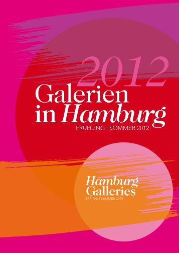 Galerien in Hamburg - Claudia Rohleder