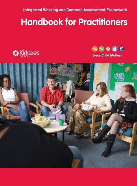Handbook for Practitioners