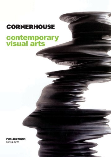 contemporary visual arts - Cornerhouse
