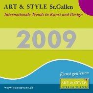 PDF (2 mb) - zur ART & STYLE St.Gallen