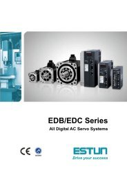 EDB/EDC Series - Multiprojekt