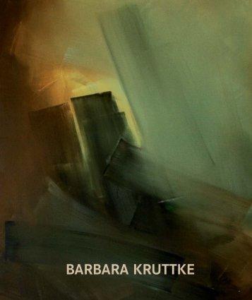 Katalog_Barbara_Kruttke.pdf - Kunstforum Markert