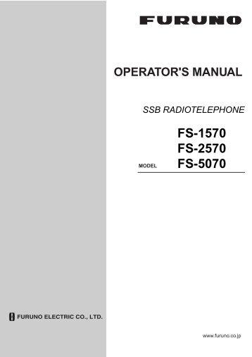 FURUNO FS-1570-2570 OPERATION.pdf - Yachtronics