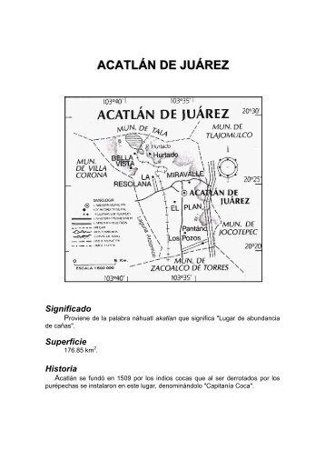 ACATLÁN DE JUÁREZ