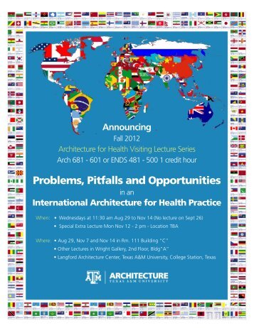 Health Practice - American College of Healthcare Architects