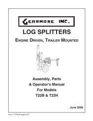 T22B_HlogSplit - Gearmore, Inc.